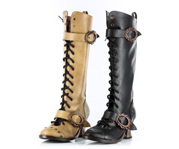 Ботинки Стилы