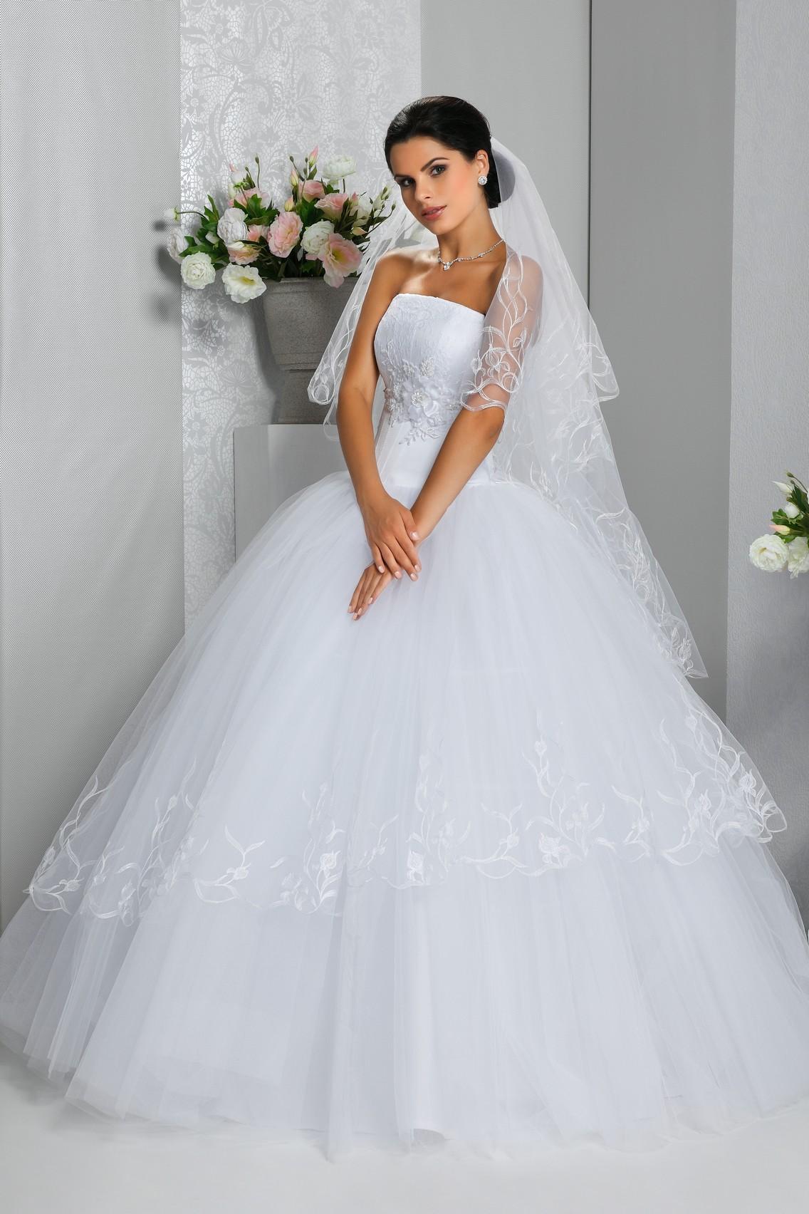 Прокат свадебных платьев в херсоне 3
