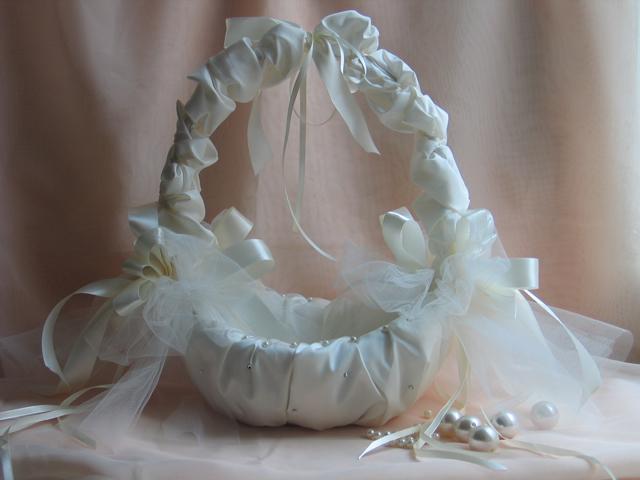 Корзинка свадебная своими руками