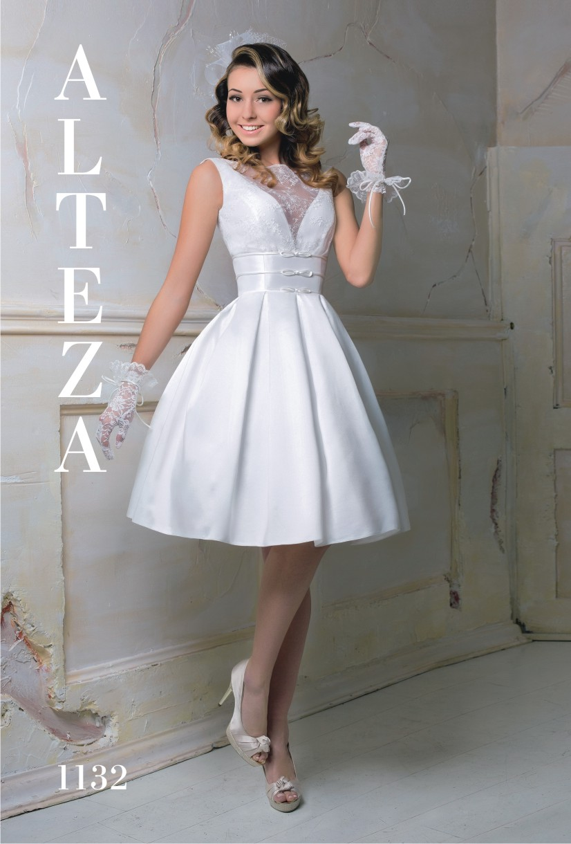 Платья в стиле 60 5