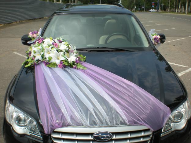 Украшения для свадебного кортежа - girls-svadba.ru