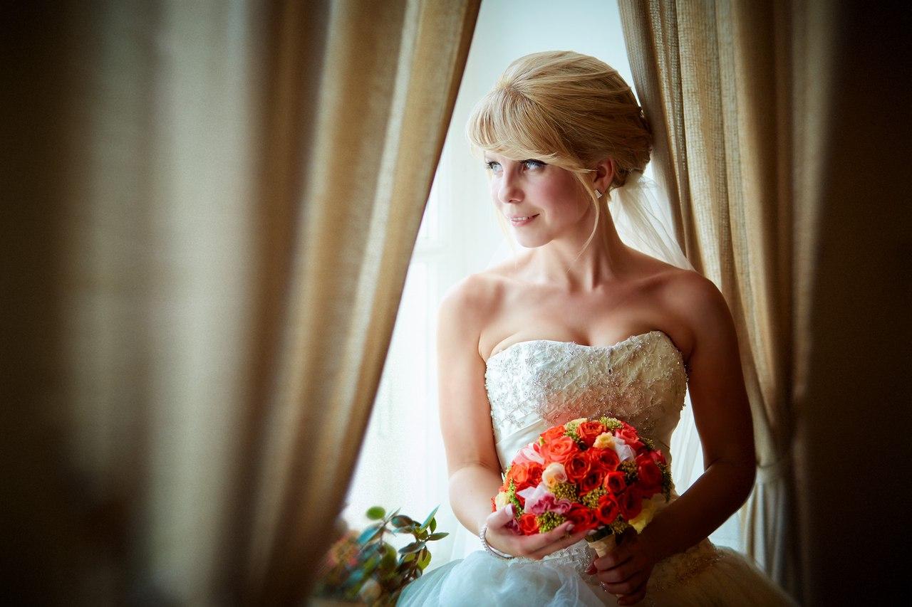 Фото рыжая невеста 26 фотография