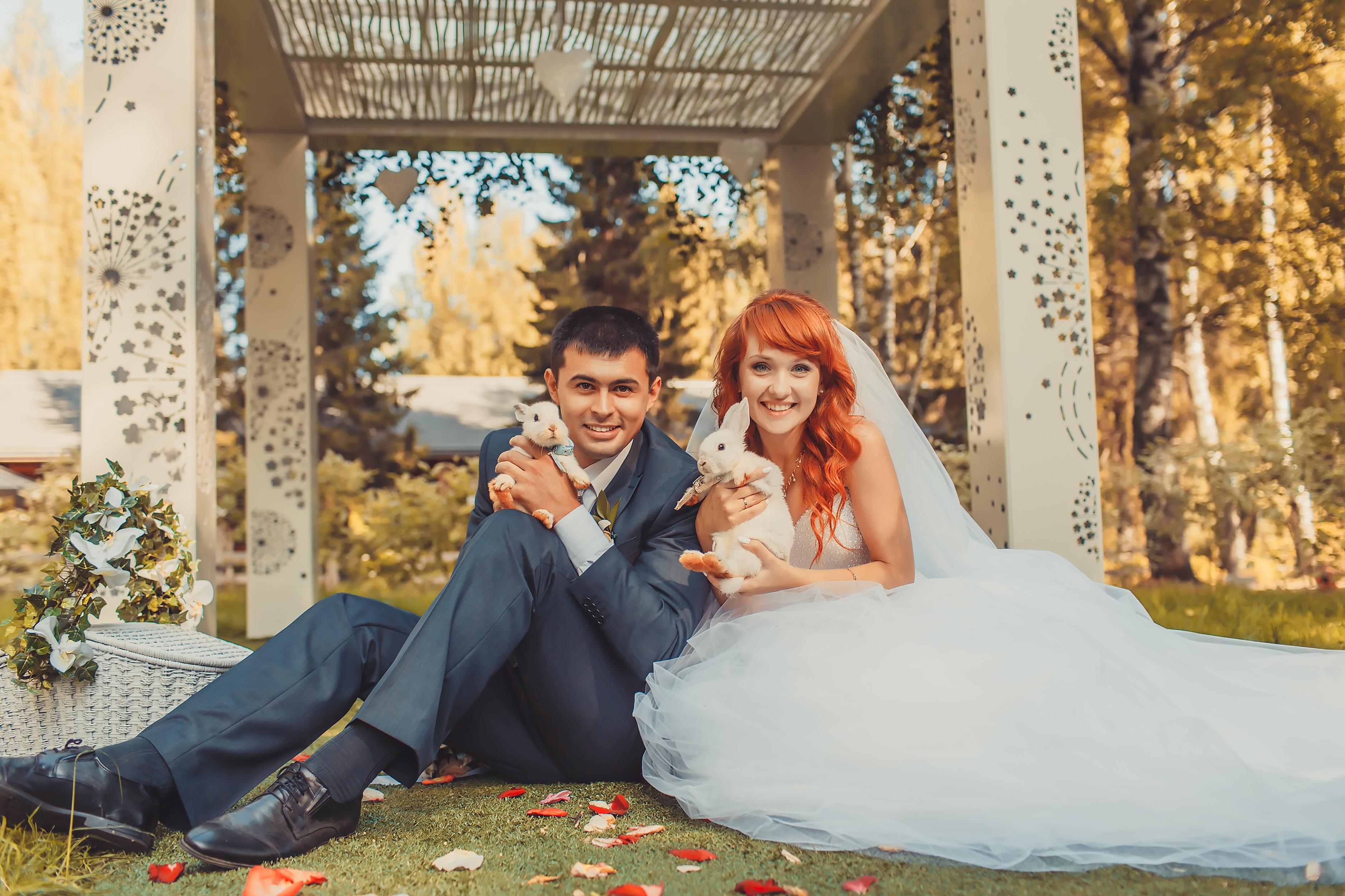 Фото рыжая невеста 16 фотография