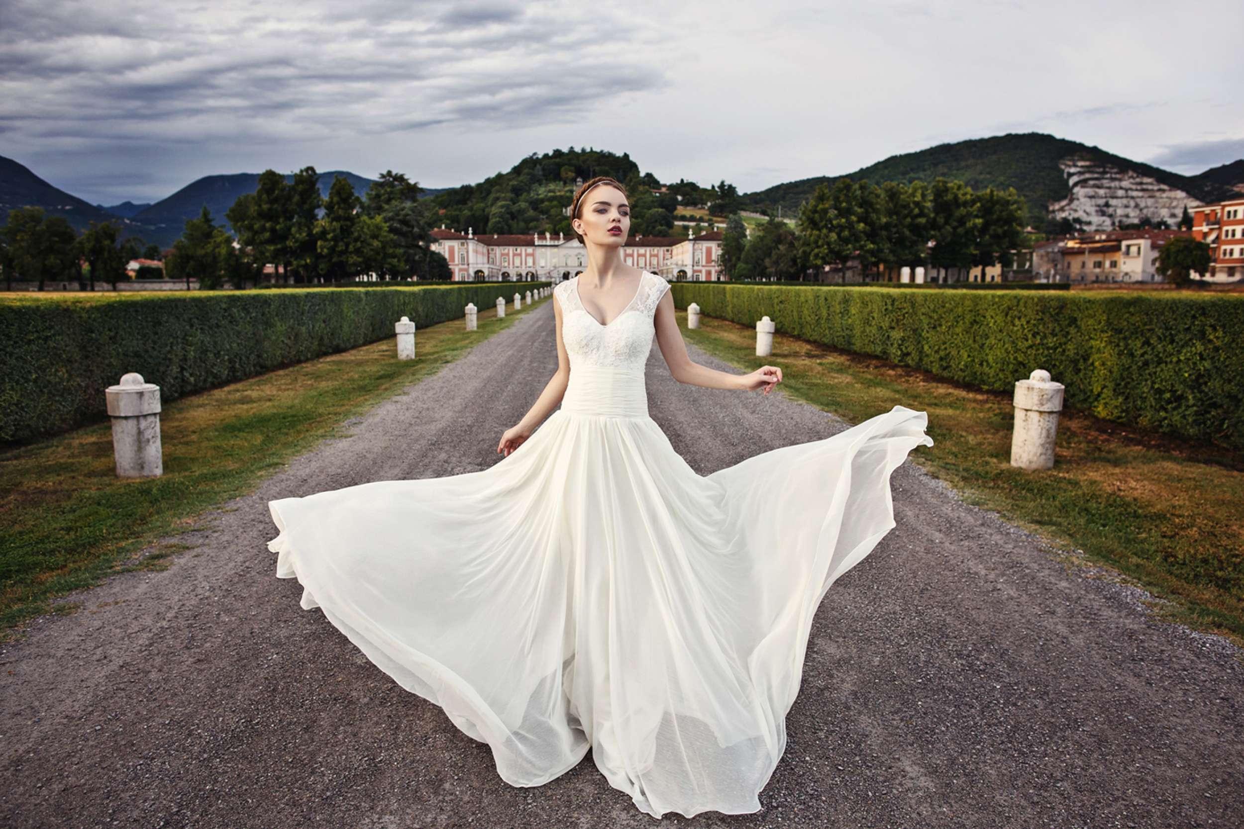 Свадебные платья 2014 заказать 5