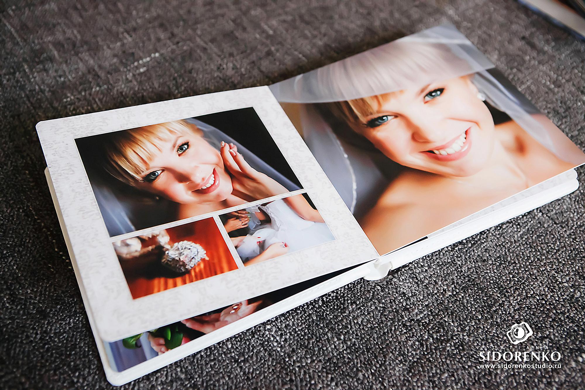 Фотоальбом на заказ - Креативный скрапбукинг 22