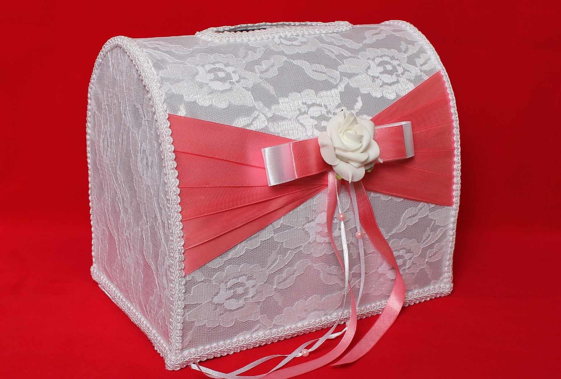 Сделать сундук для сбора денег на свадьбе своими руками
