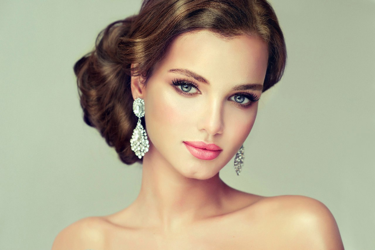Свадебный макияж по цветотипу