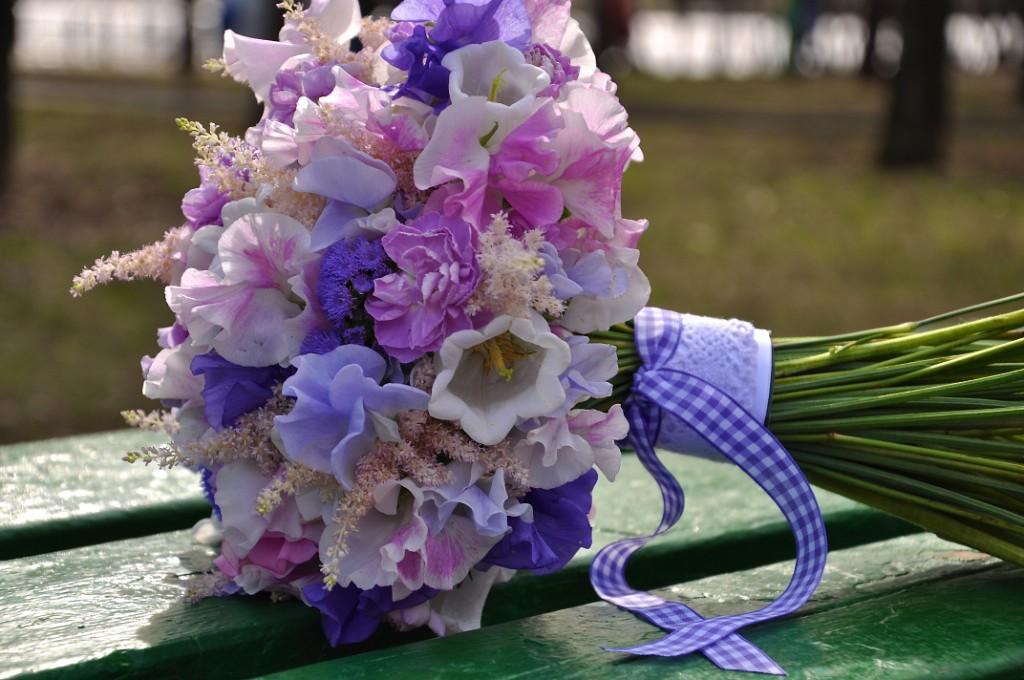 Сиренево розовые цветы 71