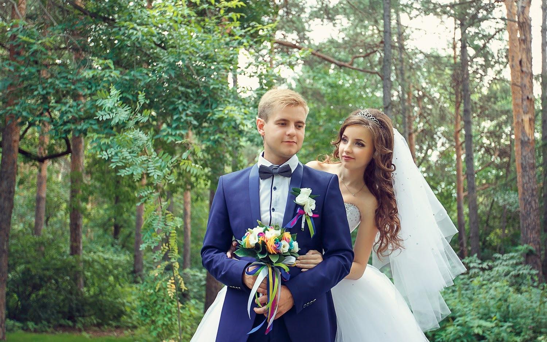 Фото для обработки свадьбы