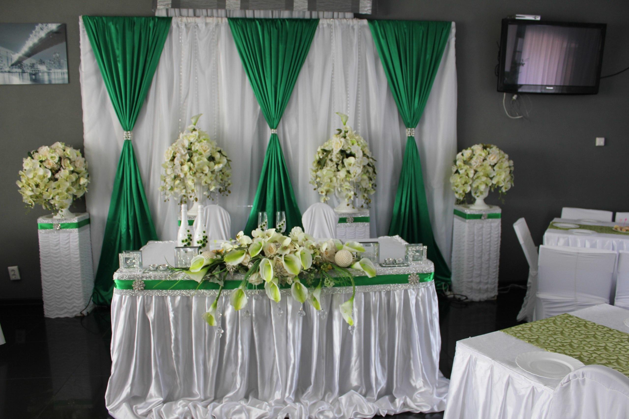 Украшения для свадьбы 16 фотография