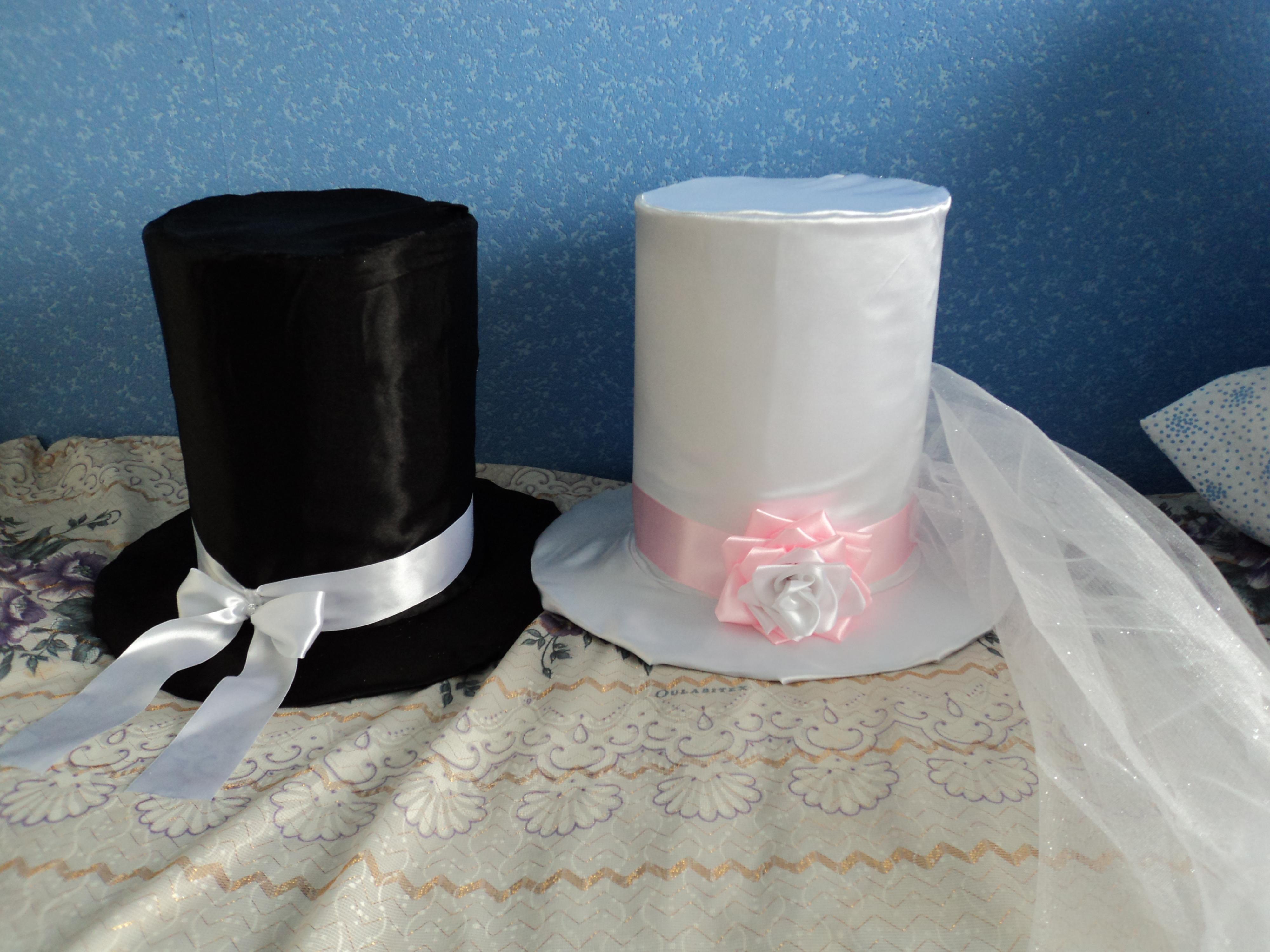 Свадебные шляпы своими руками 95