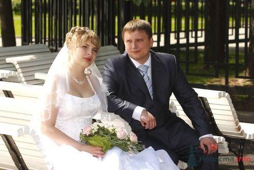Свадебная прогулка в парке. - фото 102 Невеста01