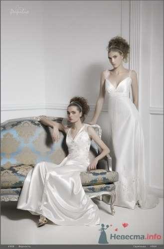 Фото 5386 в коллекции Каталог платьев - Невеста01