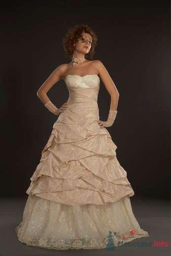 """Коллекция Весна 2009 - 31O7(I) - фото 24622 Свадебный салон """"Malinelli"""""""