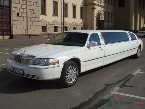 "Линкольн Таун Кар 9 мест 2007 год - фото 126 Транспортная компания ""Лимузиновъ"""