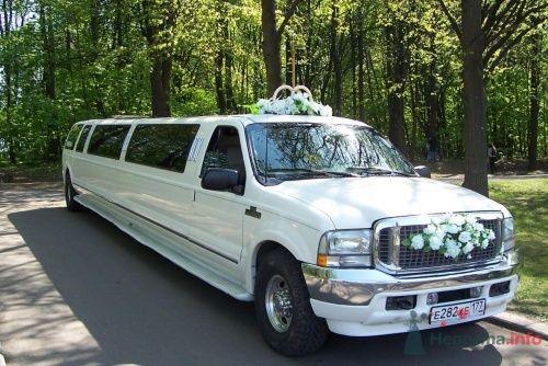 Фото 4756 в коллекции лимузин на свадьбу (30 мест) - Toplim - аренда транспорта