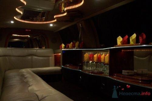 Фото 4767 в коллекции лимузин на свадьбу (18 мест) - Toplim - аренда транспорта