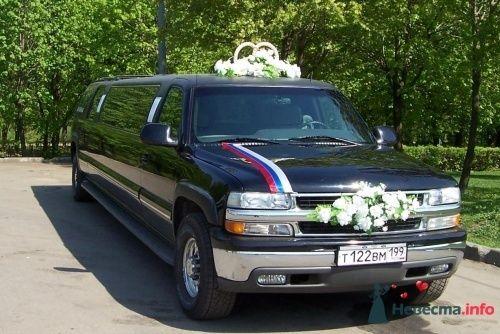 Фото 4822 в коллекции украшения на свадебную машину - Toplim - аренда транспорта