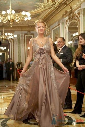 """Лиловая сказка - фото 4344 Салон-ателье высокой моды """"Александра"""""""