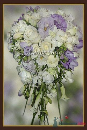 Букет невесты - фото 3094 Невеста01