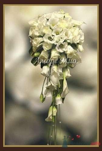 Букет невесты - фото 3095 Невеста01