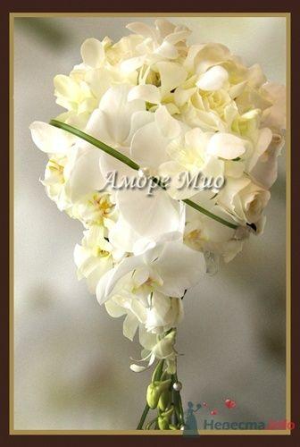 Букет невесты - фото 3097 Невеста01
