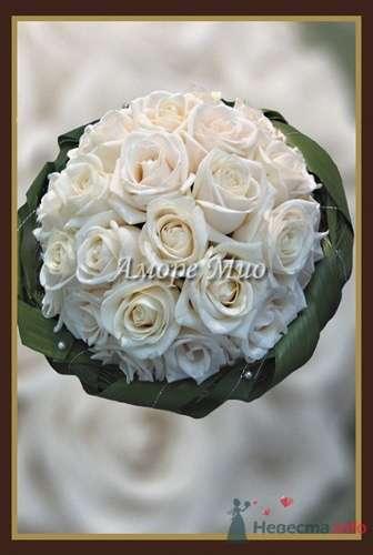 Букет невесты - фото 3101 Невеста01
