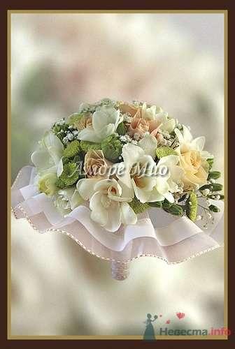 Букет невесты - фото 3103 Невеста01