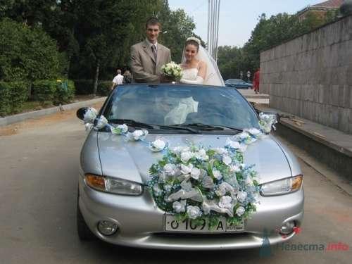 Кабриолет Chrysler Sebring - фото 13096 Невеста01