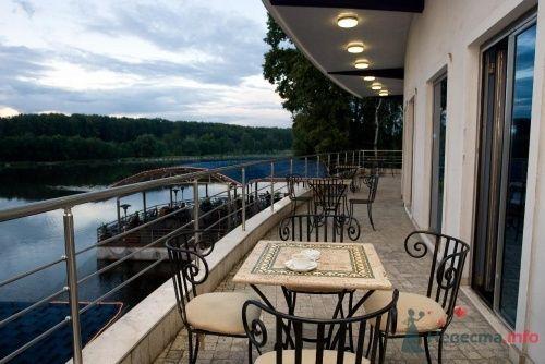 "балкон - фото 3085 Ресторан ""Аврора"""