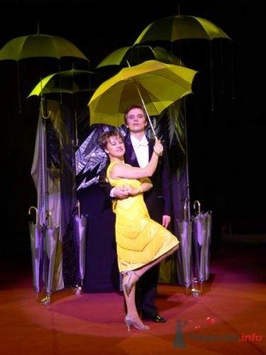 Фото 3176 в коллекции Иллюзионная трансформация «Двое под зонтом» - Иллюзионная трансформация «Двое под зонтом»