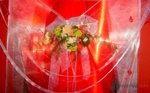 """Фото 16483 в коллекции Украшение Цветами - Свадебное агентство """"Велес"""""""