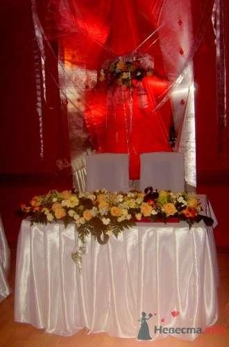 """Фото 16488 в коллекции Украшение Цветами - Свадебное агентство """"Велес"""""""