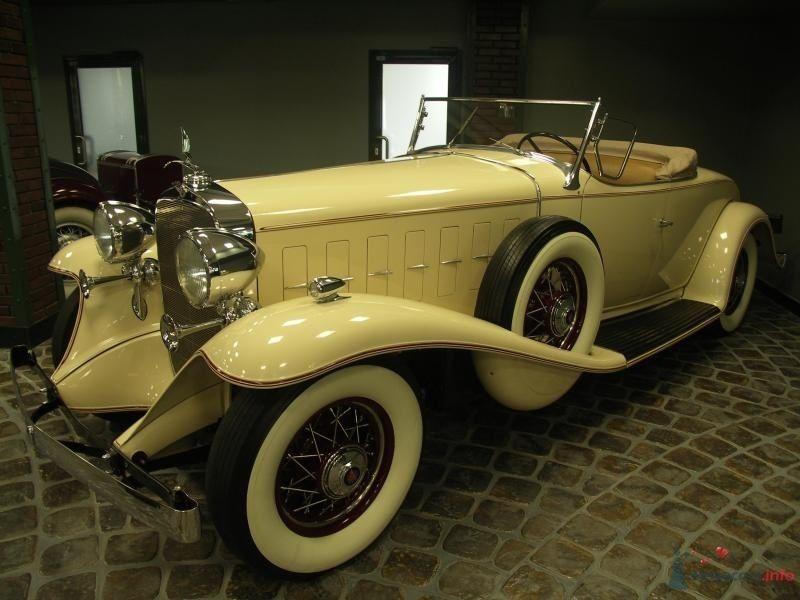 Cadillac V 16 Roadster, 1932г.в.