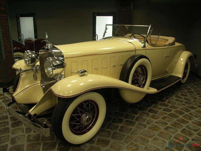 Cadillac V 16 Roadster, 1932г.в. - фото 61900 Сlassic-cars -  парк ретро автомобилей