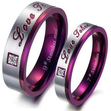 Кольца на помолвку для влюбленных