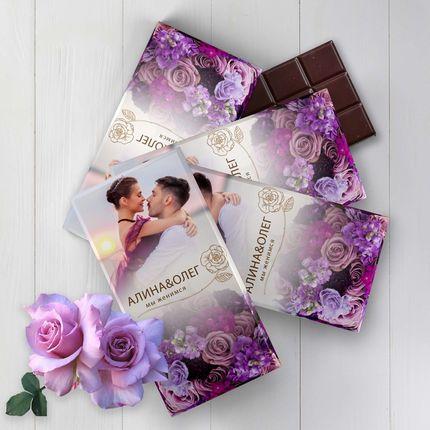 Шоколад  - дизайн упаковки