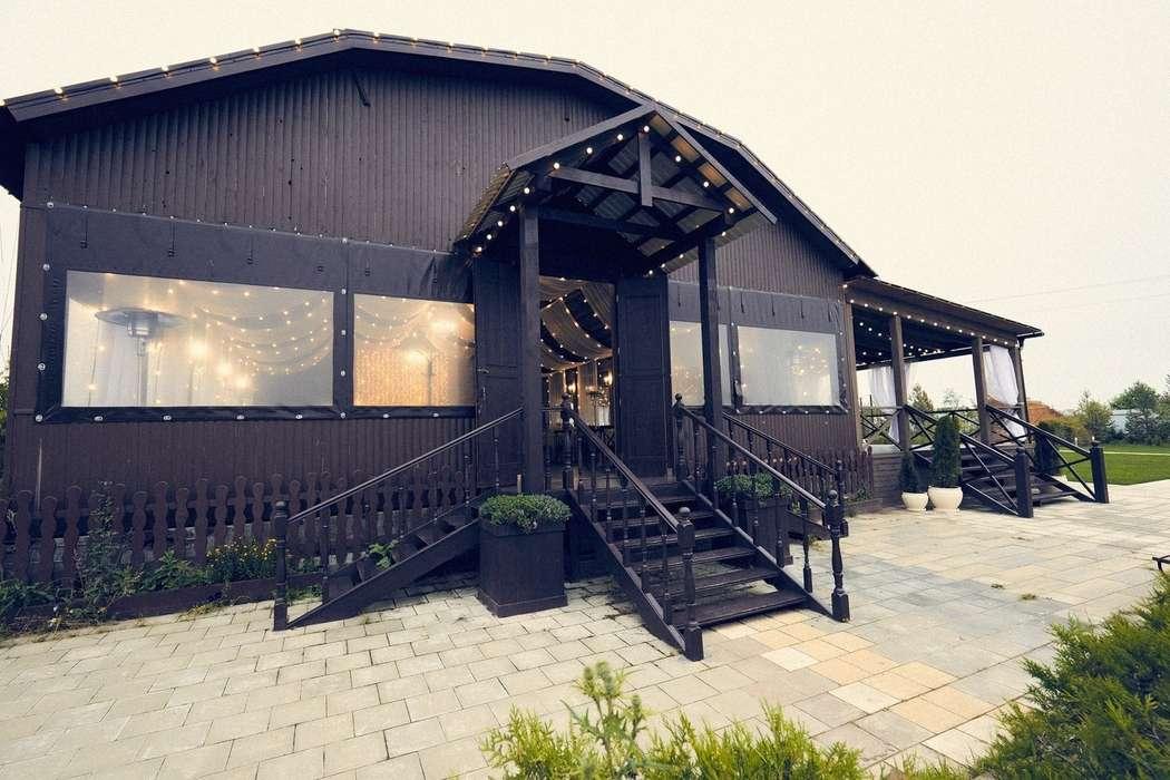 """Веранда для свадеб. Загородная свадебная площадка Ранчо. - фото 19767609 Свадебная площадка """"Ранчо"""""""