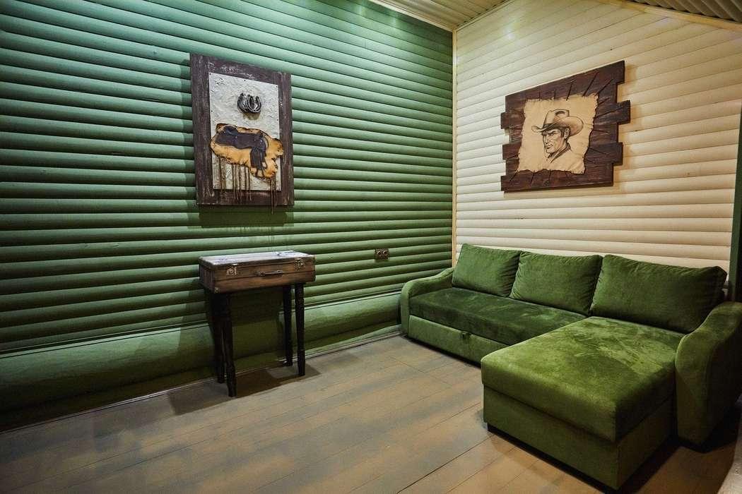"""Комната для друзей жениха. Загородная свадебная площадка Ранчо. - фото 19767641 Свадебная площадка """"Ранчо"""""""