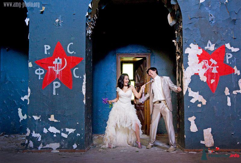 Фото 118294 в коллекции Свадьба - Фотографы Анна и Валерий Орловы