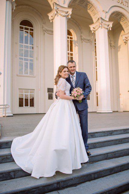 Фото 12873124 в коллекции Наши невесты - Свадебный бутик Lara