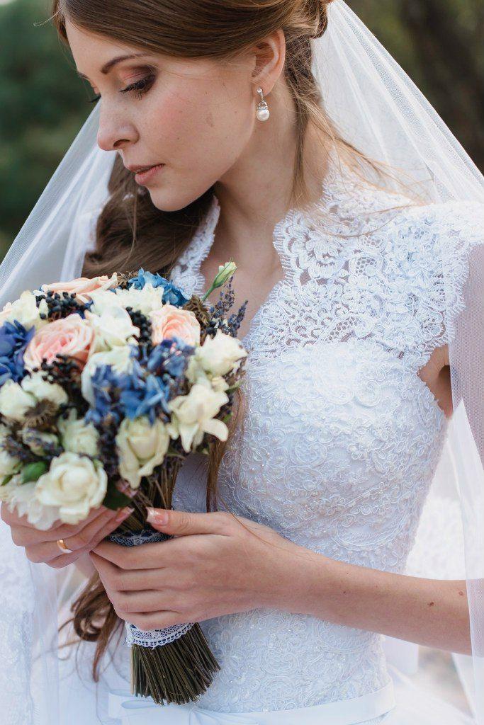Фото 12873184 в коллекции Наши невесты - Свадебный бутик Lara
