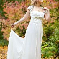осенний портрет невесты