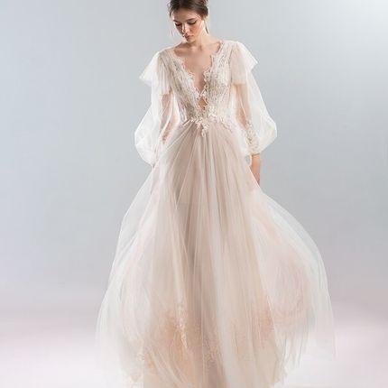 Платье, модель 406