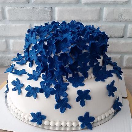 """Трехъярусный торт """"Баццано"""", 1 кг"""