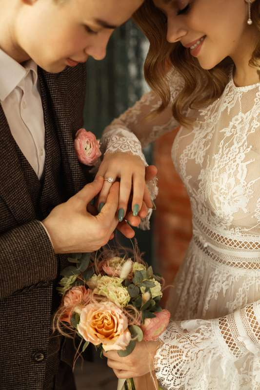 Фото 19725087 в коллекции Свадьба 2020 - Галина Сергеевна Бякова - фотограф