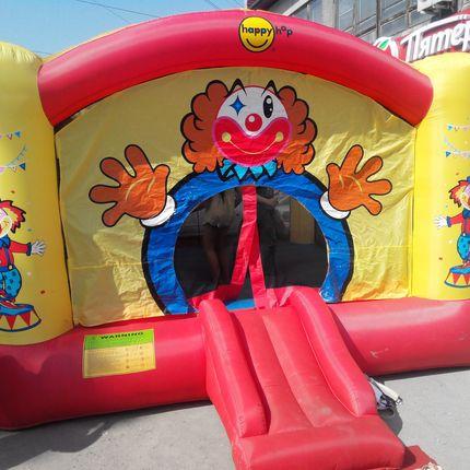 Батут Клоун в аренду