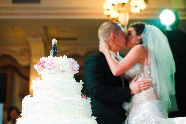 Свадебный торт от SW Studio