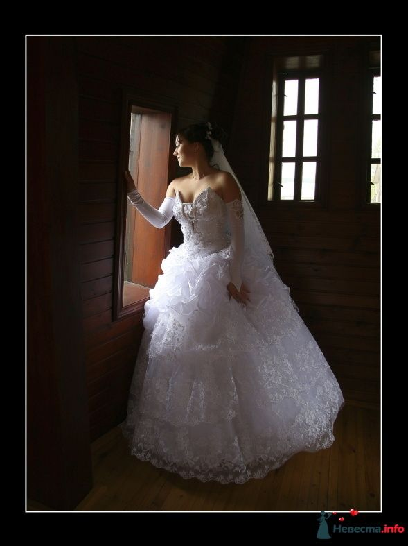 невеста. - фото 105068 viklad
