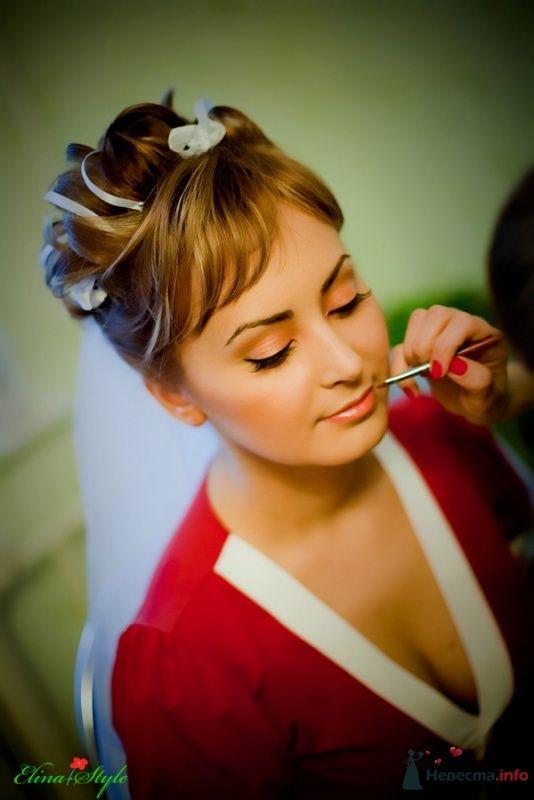 """Фото 68836 в коллекции Свадебный - """"Elina-Style"""" студия визажа и стиля"""